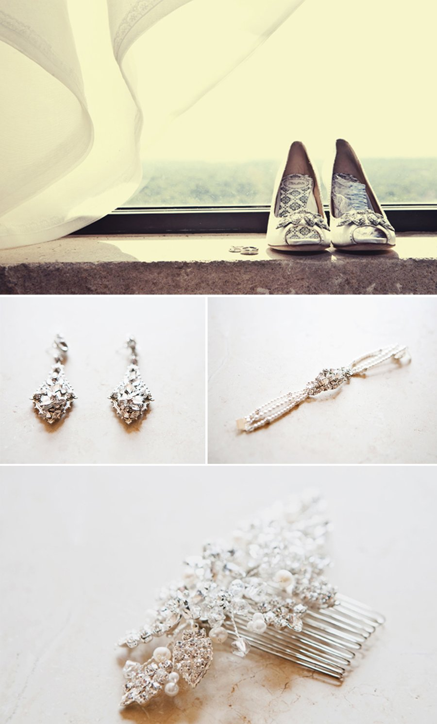 Elegant-real-wedding-bridal-hair-accessories-wedding-jewelry-and-shoes.full