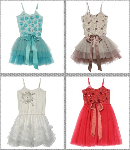 tutu flower girl dresses