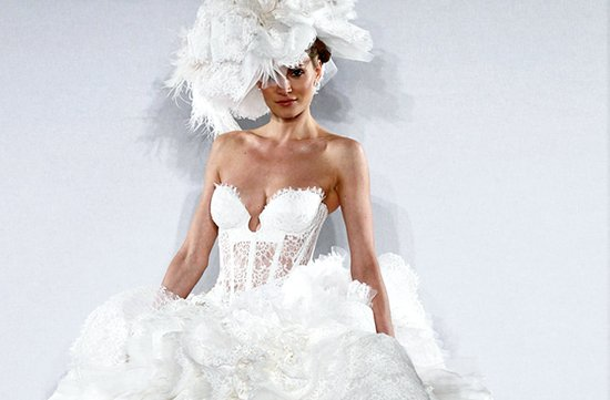 bad and ugly of 2012 wedding dresses