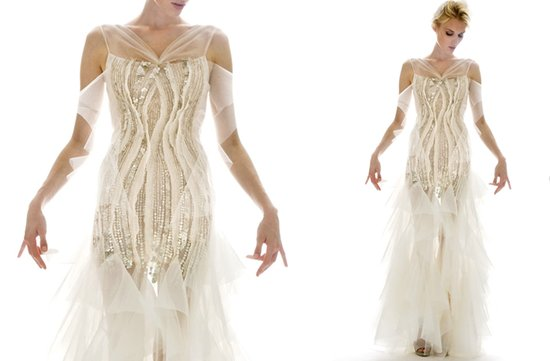 ugly wedding dresses of 2012 bridal gown gone bad 2