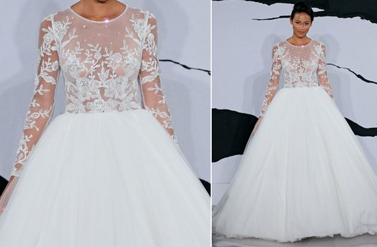 ugly wedding dresses of 2012 bridal gown gone bad 1