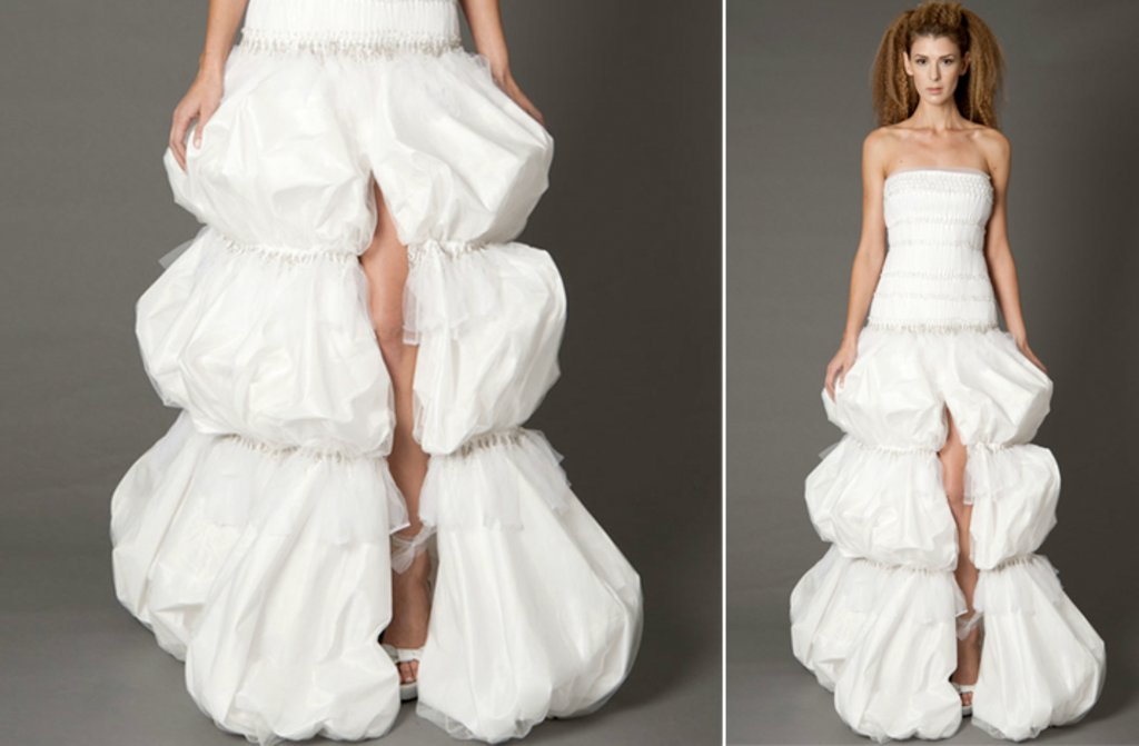 Bad And Ugly Wedding Dresses Of 2012 Ideabook By Onewed On Onewed