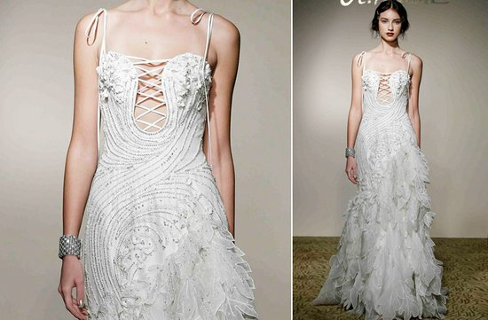 photo of Bad and Ugly Wedding Dresses of 2012