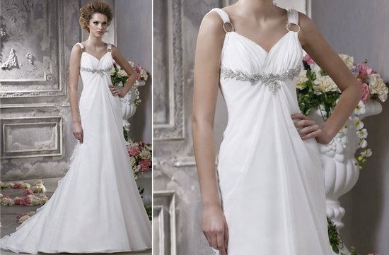 ugly wedding dresses 2012 when empires dont flatter