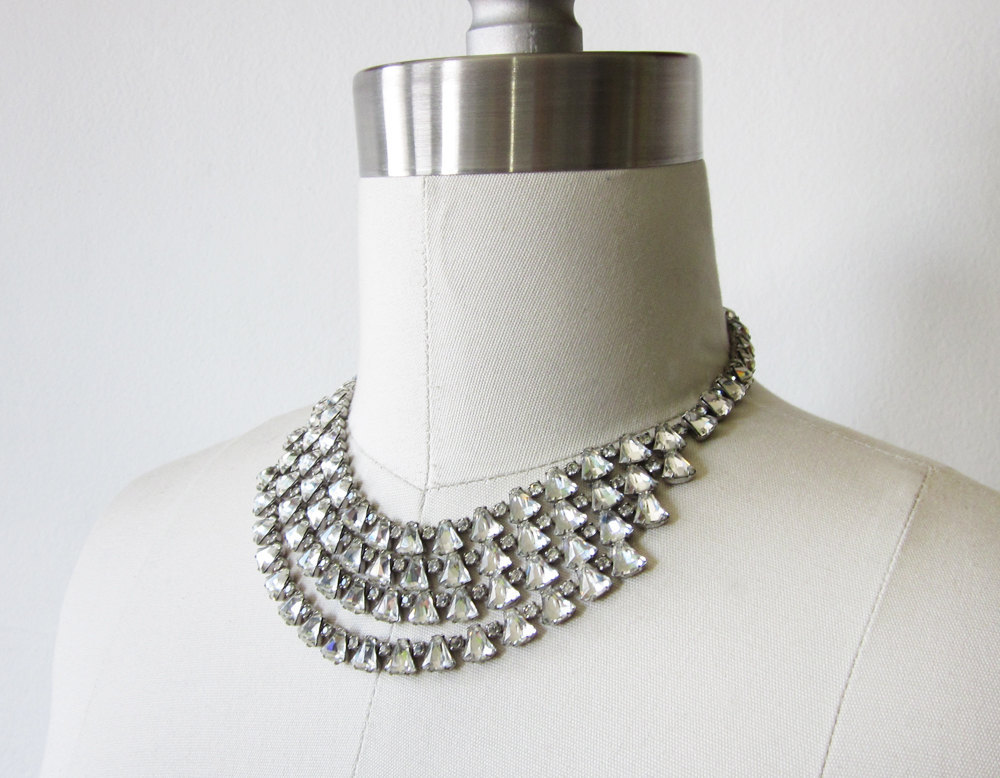 Vintage-bridal-necklace-4-strand-diamante.full