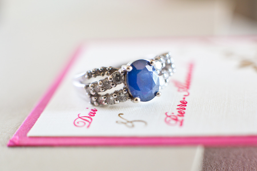 new something for 2012 brides sapphire ring