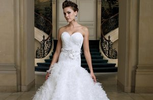 photo of Favorite 2012 wedding dresses by Mon Cheri