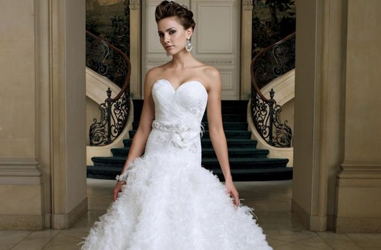 mon cheri wedding dresses