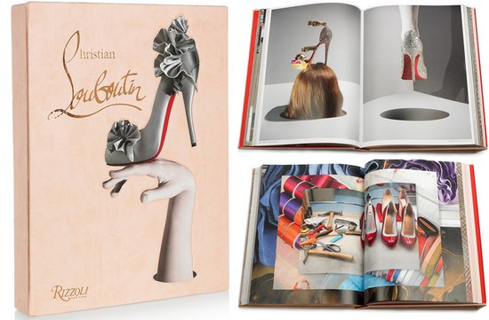creative bridesmaid gift ideas christian louboutin harcover book