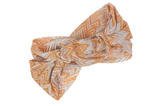 photo of Missoni headband via Net-a-Porter