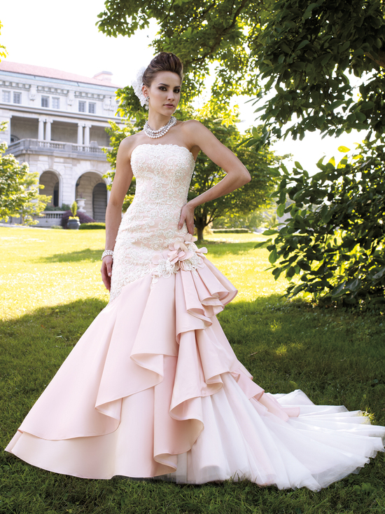 2012 wedding dress david tutera for mon cheri bridal gowns 112200