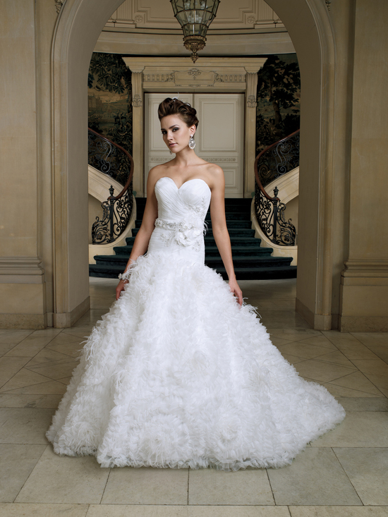 photo of Top 15 Wedding Dresses of 2012 by Mon Cheri