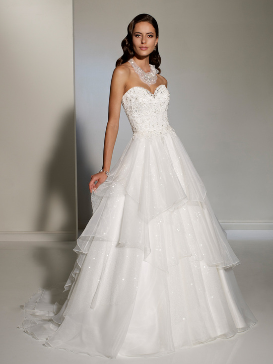 2012 wedding dress sophia tolli for mon cheri bridal gowns Y11205