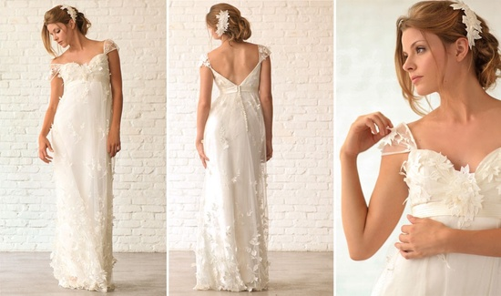 lace wedding dress romantic alice padrul 2