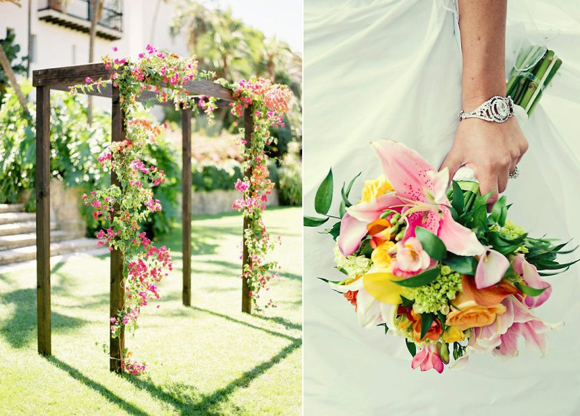 Pink-green-wedding-colors-outdoor-ceremony.full