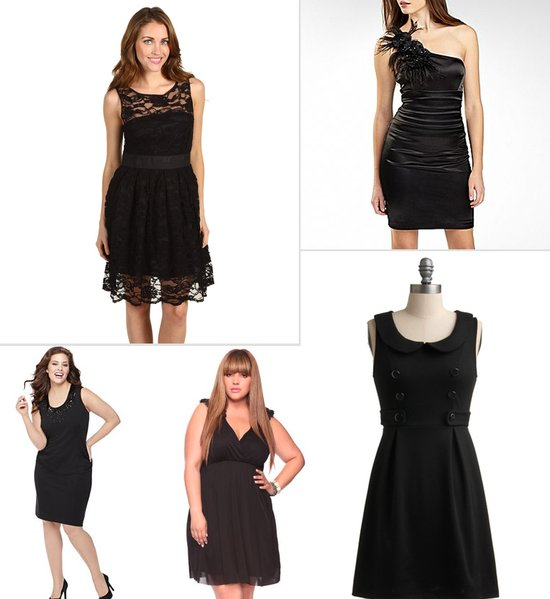 photo of LBD bridesmaids dresses 5 under 80 dollars