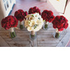 Weddings-by-color-deep-red-bouquets-white-bouquet-for-bride.square