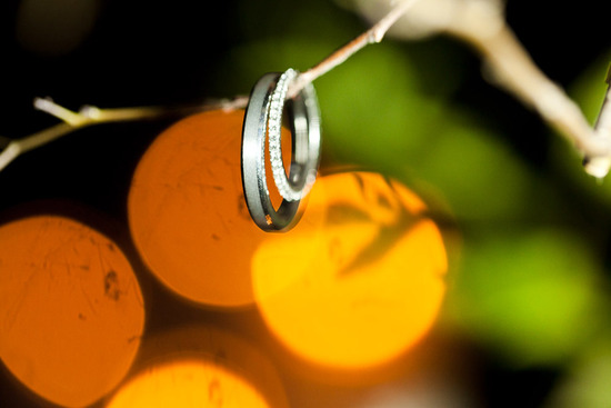 weddings by color orange backdrop wedding bands