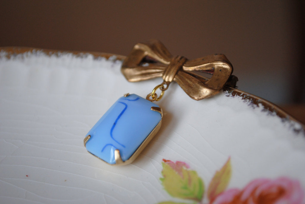 bridal style wedding ideas something blue etsy bridal bouquet charm