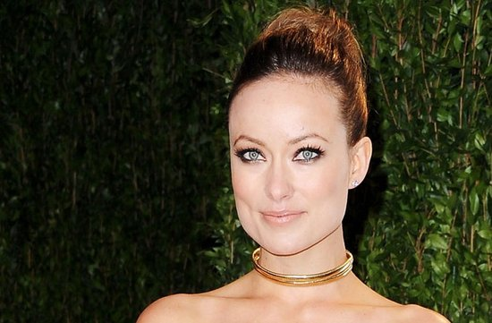 2012 oscars red carpet wedding hair makeup inspiration olivia wilde