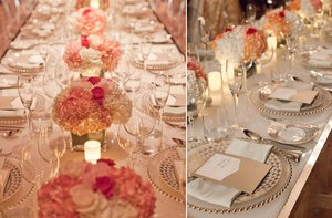 photo of 15 Stunning Wedding Reception Tablescapes