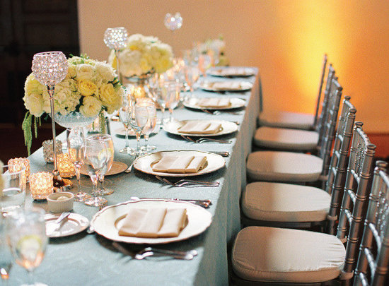stunning wedding reception tablescapes 1