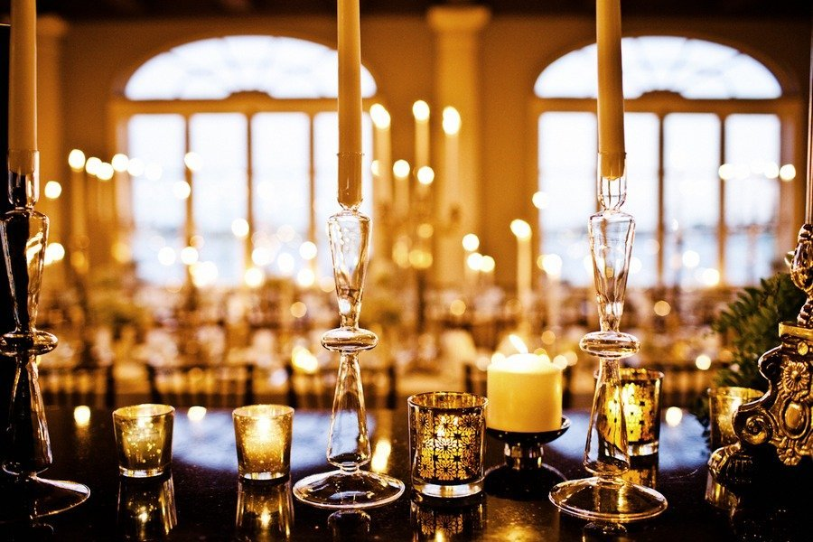stunning wedding reception tablescapes 3