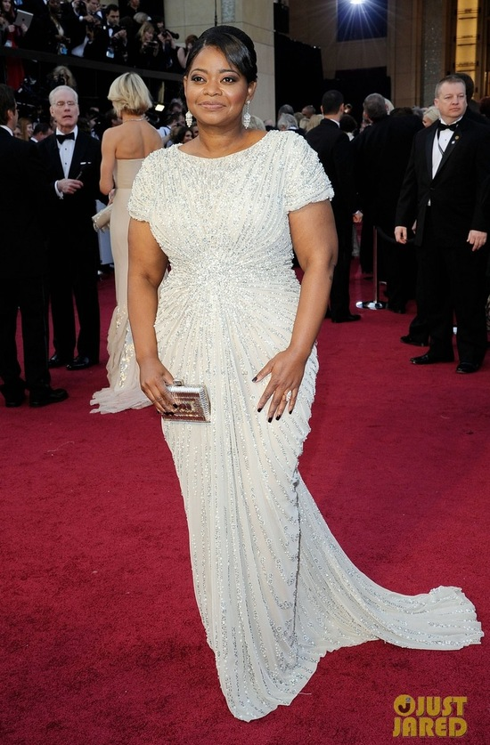 Oscar-worthy wedding dress inspiration: Gwyneth Paltrow, Octavia Spencer