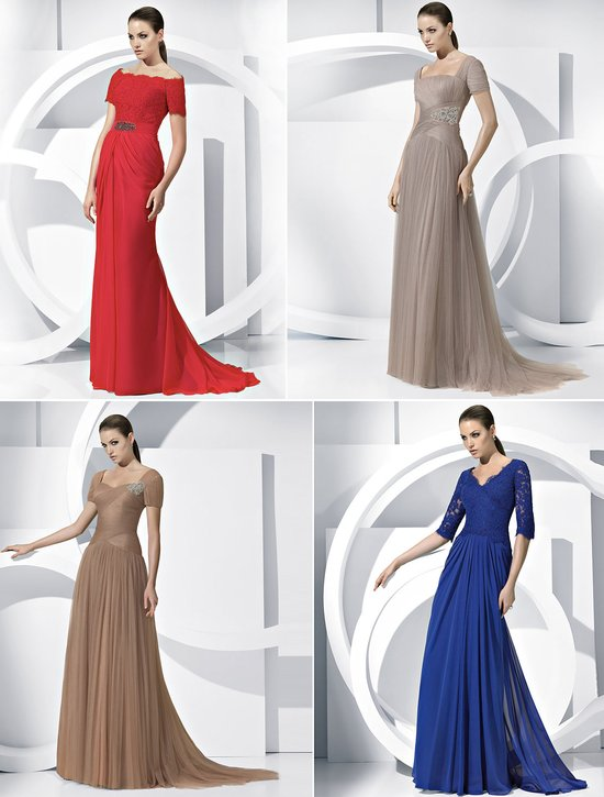 Mother in Law of the Bride Dresses