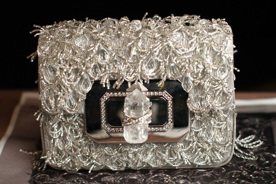 marchesa bridal clutch