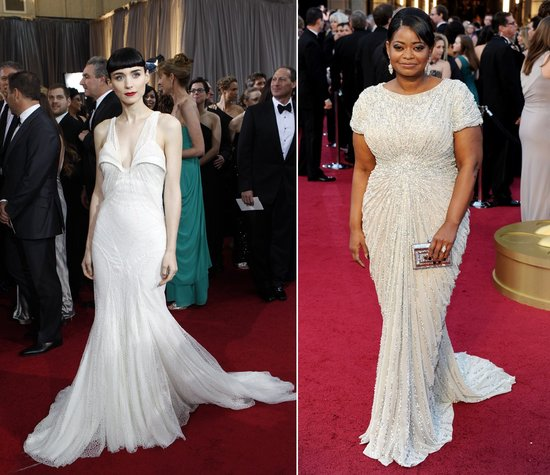 plus size wedding dress ideas petite bridal gowns 2012 oscars red carpet