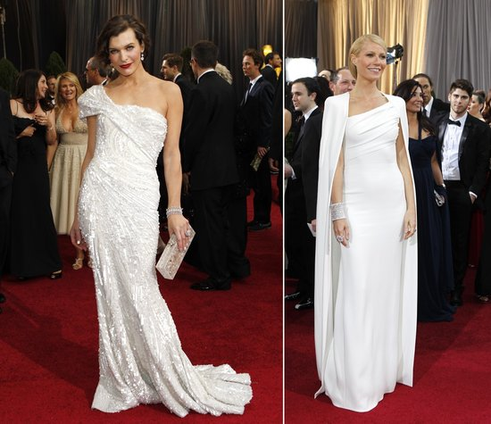 wedding dress inspiration 2012 oscars gwyneth paltrow