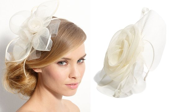 photo of Complete Package bridal headband by Tasha