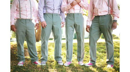 photo of Top Five Fashion Faux Pas Grooms Make