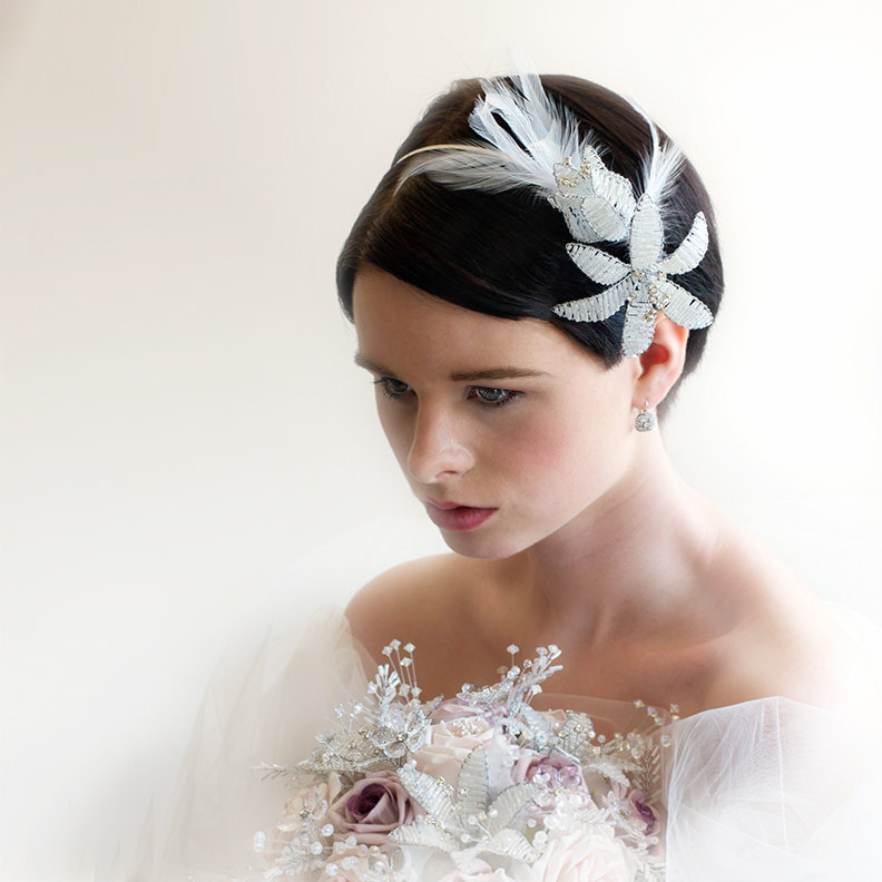 All-white-wedding-style-bridal-headband-1.full