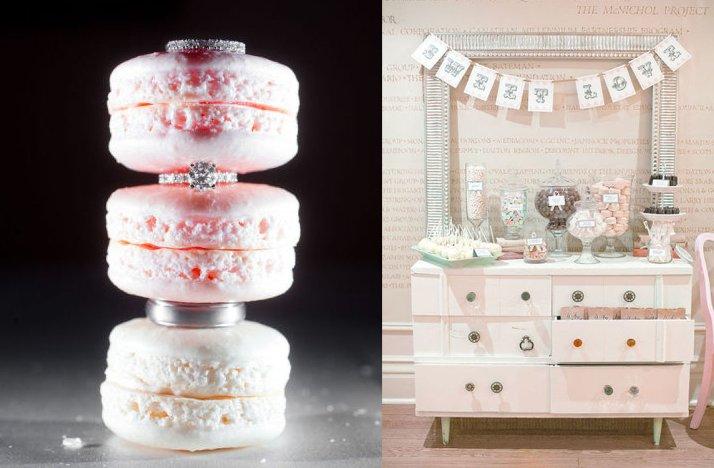 Unique Wedding Reception Ideas Beyond Wedding Cake 1