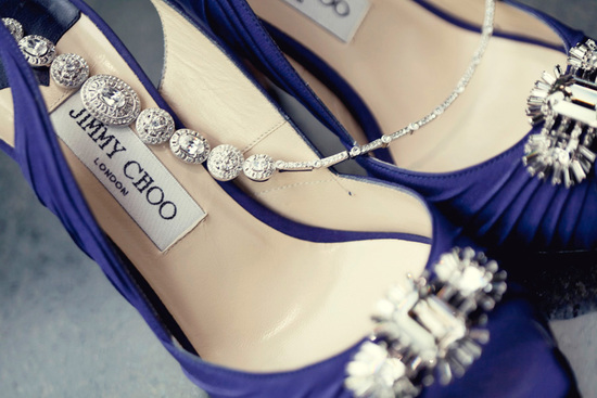 jimmy choo wedding shoes royal purple