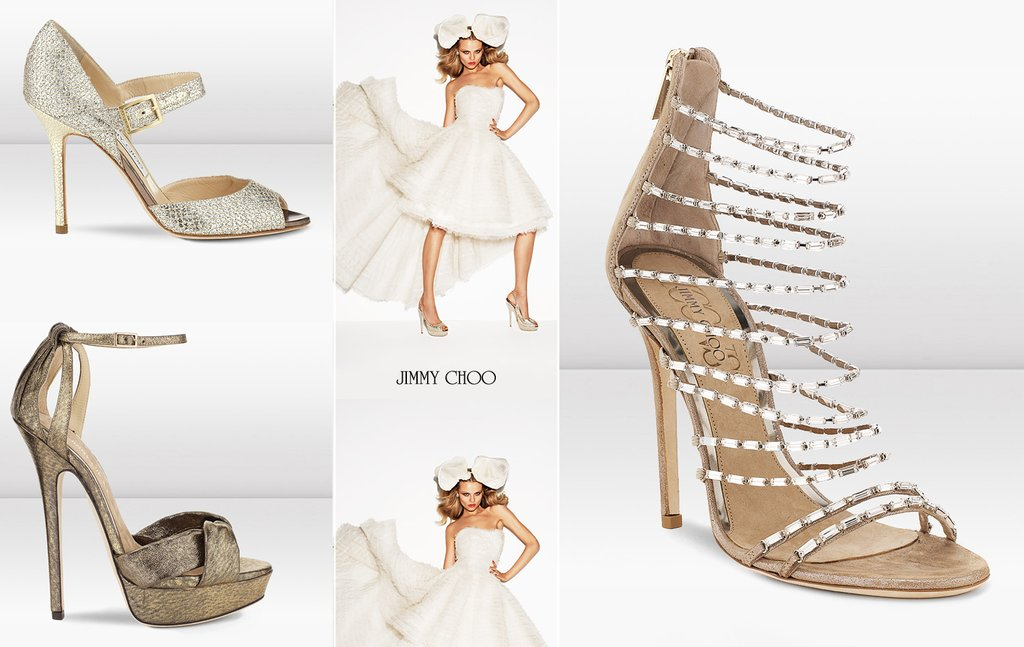 Jimmy Choo Wedding Shoes Jimmy Choo Wedding Shoes ...