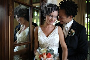 photo of Bridal Veils That Turn Heads