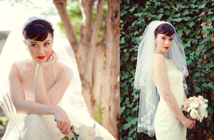 Vintage-bride-romantic-bridal-veil-outdoor-wedding.full