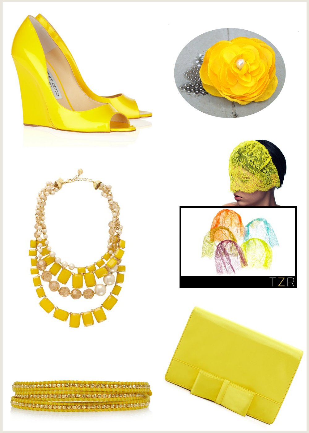 Bright-wedding-color-palettes-yellow-wedding-accessories-bridal-jewelry.full