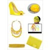 Bright-wedding-color-palettes-yellow-wedding-accessories-bridal-jewelry.square