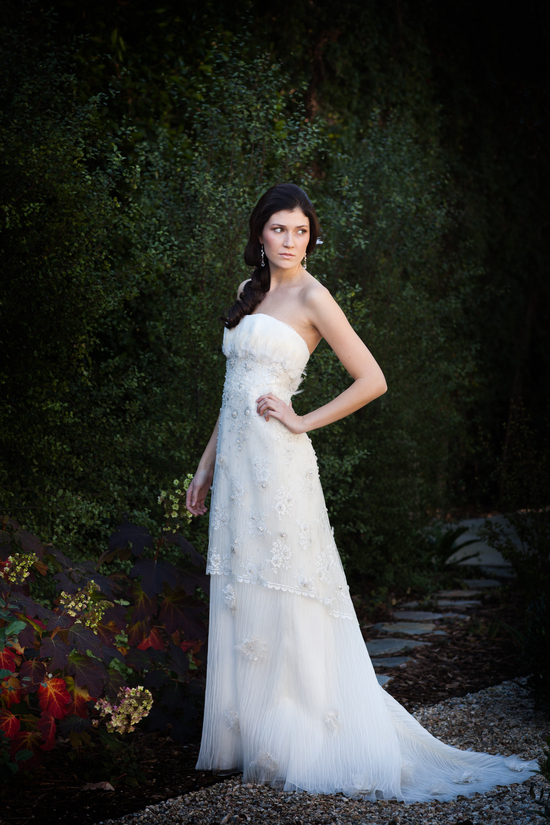 cocoe voci wedding dress spring 2012 anis