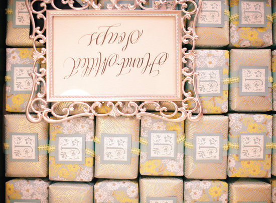 wedding guest favors ideas