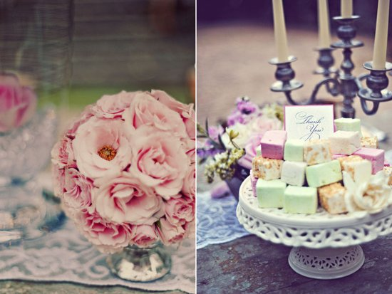 romantic wedding style wedding favors handmade soap