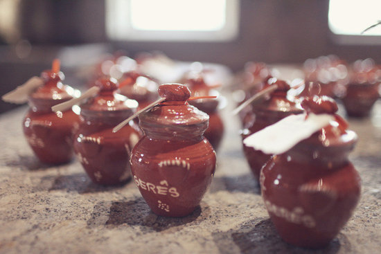 photo of unique wedding favors cultural infused weddings