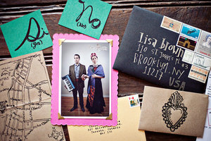photo of 25 Unforgettable, Cheeky, Geeky Wedding Invitations and Save the Dates