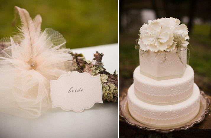 Elegant-ivory-wedding-cake-feather-adorned-vintage-weddings.full