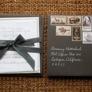 love letter wedding invitations vintage inspired wedding stationery 3 - Vintage Style Wedding Invitations