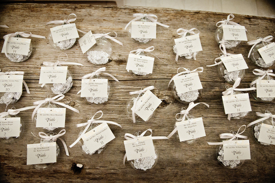 Neutral-wedding-colors-escort-card-display-at-wedding-reception.full